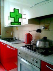 la farmacia in cucina