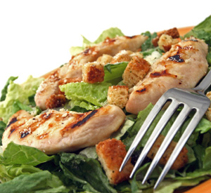 Insalata-di-pollo-Cesare-grigliato
