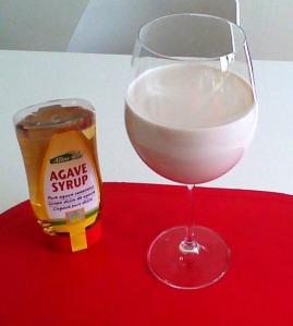 latte e agave